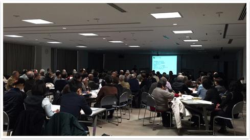 2016年2月24日(水)広島県広島市にて『介護予防講演(脳イキイキセミナー)』
